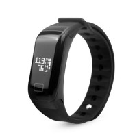 Bluetooth Sports Blood Pressure Heart Rate Watch