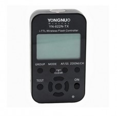Yongnuo YN-622-TX LCD Wireless i-TTL Flash Controller Trigger for Nikon, Canon