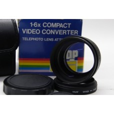 1.6x Compact Video Converter