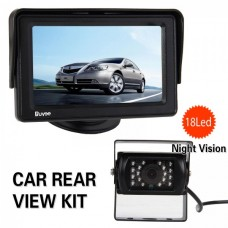 25644 Rear View Kit Monitor Plus Reversing Camera