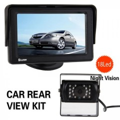 Rear View Kit Monitor Plus Reversing Camera