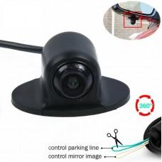 25614 Parking HD Night Vision 360° Car Rear Front Side View Backup Camera