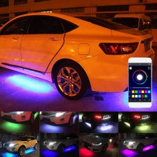 Waterproof  LED Under Car Light Kit