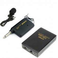 08523 Mini Wireless Clip-on Microphone System