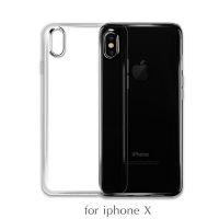 Clear Silicone Case iPhone Cover