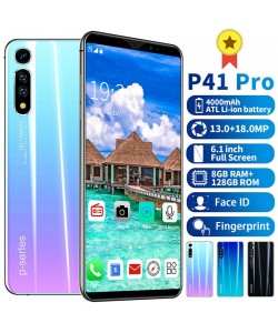 P41 Pro 8+128GB Mobile Phone 2 SIM Unlock