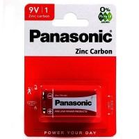 3343 Panasonic ZINC 9V Battery