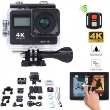 4K HD WIFI Action Camcorder