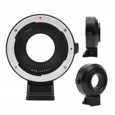 1003 EF-FX1 Auto Focus Lens Mount Adapter Ring for Canon EF/EF-S Mount Lens to for Fujifilm X-Mount