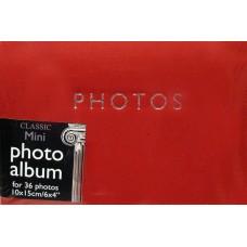 38144 Classic  Mini Album - Holds 36 6x4'' photos
