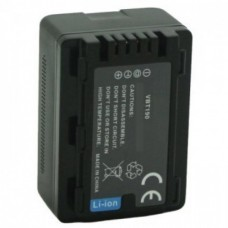 VW-VBT190 Battery for Panasonic