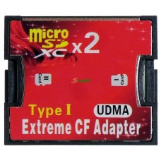 Micro SD SDXC SDHC TF To CF Card Adapter