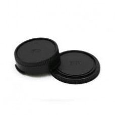 Cap Canon FD Mount Body and Rear Lens
