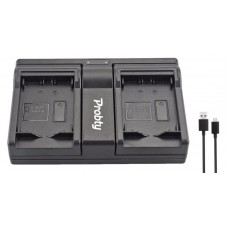 NP-FP NP-FV NP-FH Dual Charger for Sony