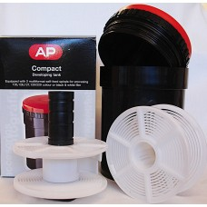 AP Universal Film Developing Tank Plus 2 Spirals for 35mm
