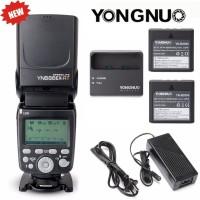 YN686EX-RT TTL Wireless Flash For Canon Plus Battery