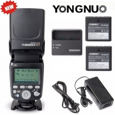 YN686EX-RT TTL Wireless Flash For Canon Plus Battery