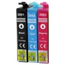 1988 4x Ink  Cartridges For EPSON XP235 XP245 XP247 XP332 XP335 XP342 XP345 XP432 XP442 XP445