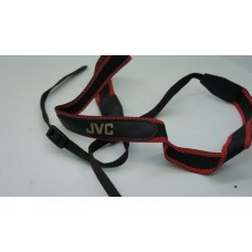 JVC Camcorder Red Black Strap