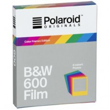 Polaroid Originals 600 Black & White with Color Borders
