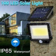 LED Solar Power Outdoor Garden Lamp
