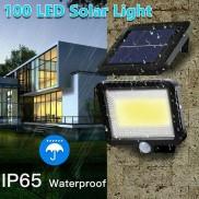 LED Solar Power Outdoor Garden Lamp