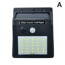 25 LED Solar Power Garden Lamp