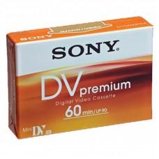 Sony DVM 60 Premium MiniDV 60-min Tape
