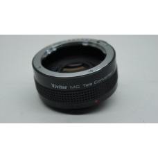 Vivitar MC Tele Coverter 2x PK-A-R-PK