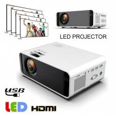 31421 Projector W80 1080P HD Portable Smart LED Projector
