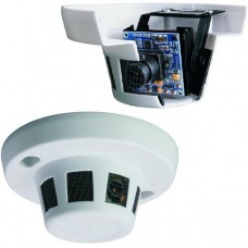 SMOKE ALARM HIDDEN CCTV SPY SECURITY CAMERA SURVEILLANCE