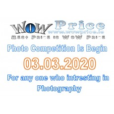 Photo Competition at WoW Price