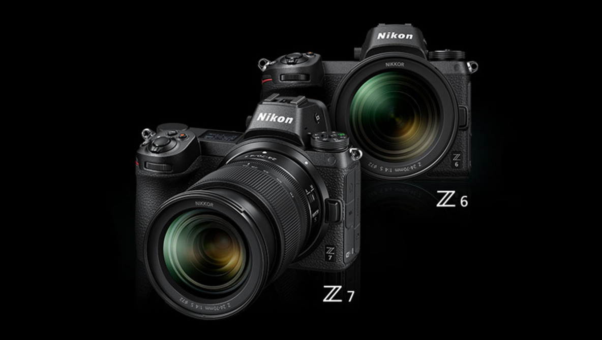 NIKON ANNOUNCES FURTHER DETAILS  FULL-FRAME MIRRORLESS CAMERAS THE NIKON Z 7 AND NIKON Z 6